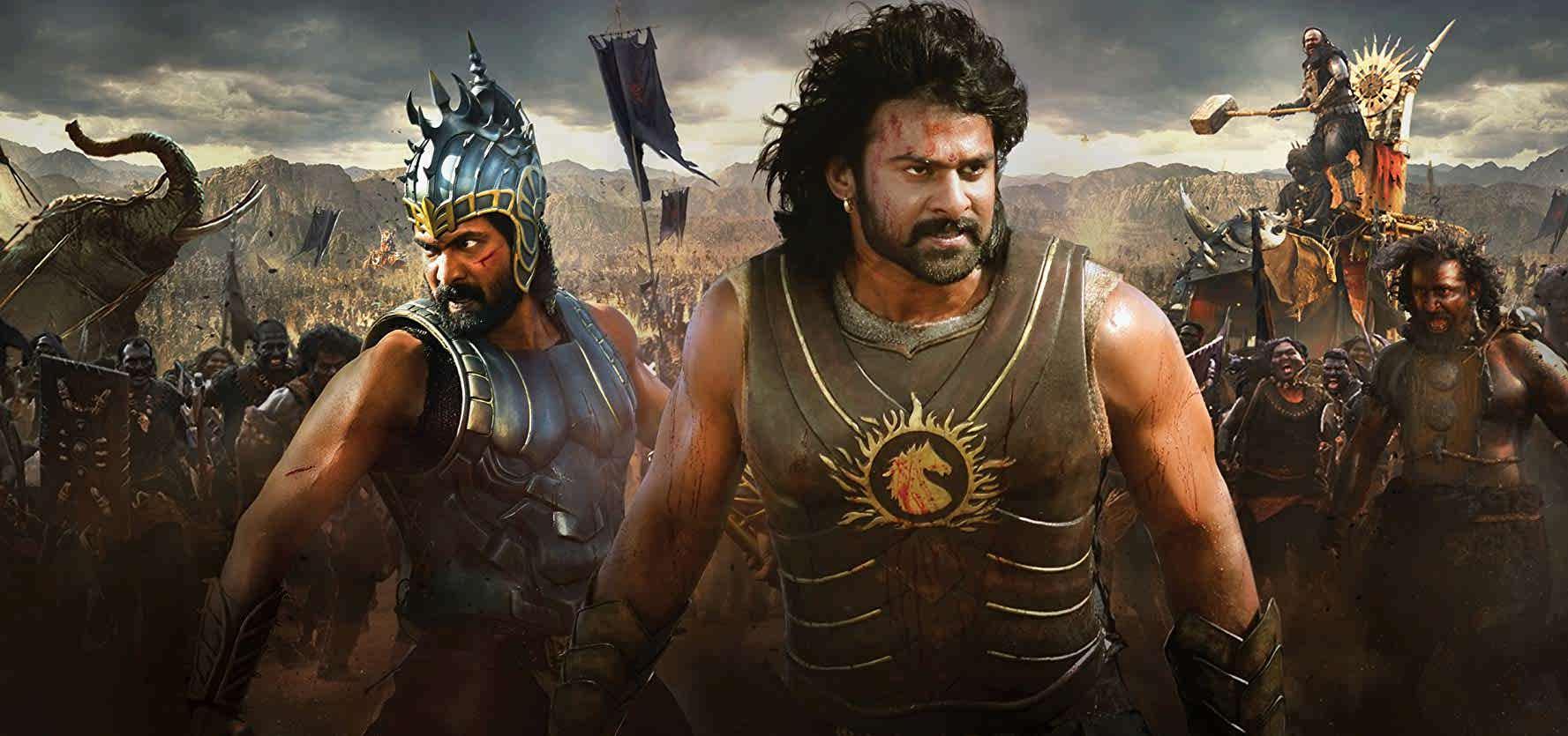 دانلود فیلم هندی Baahubali The Beginning 2015 باهوبالی 1 دوبله فارسی و سانسور شده