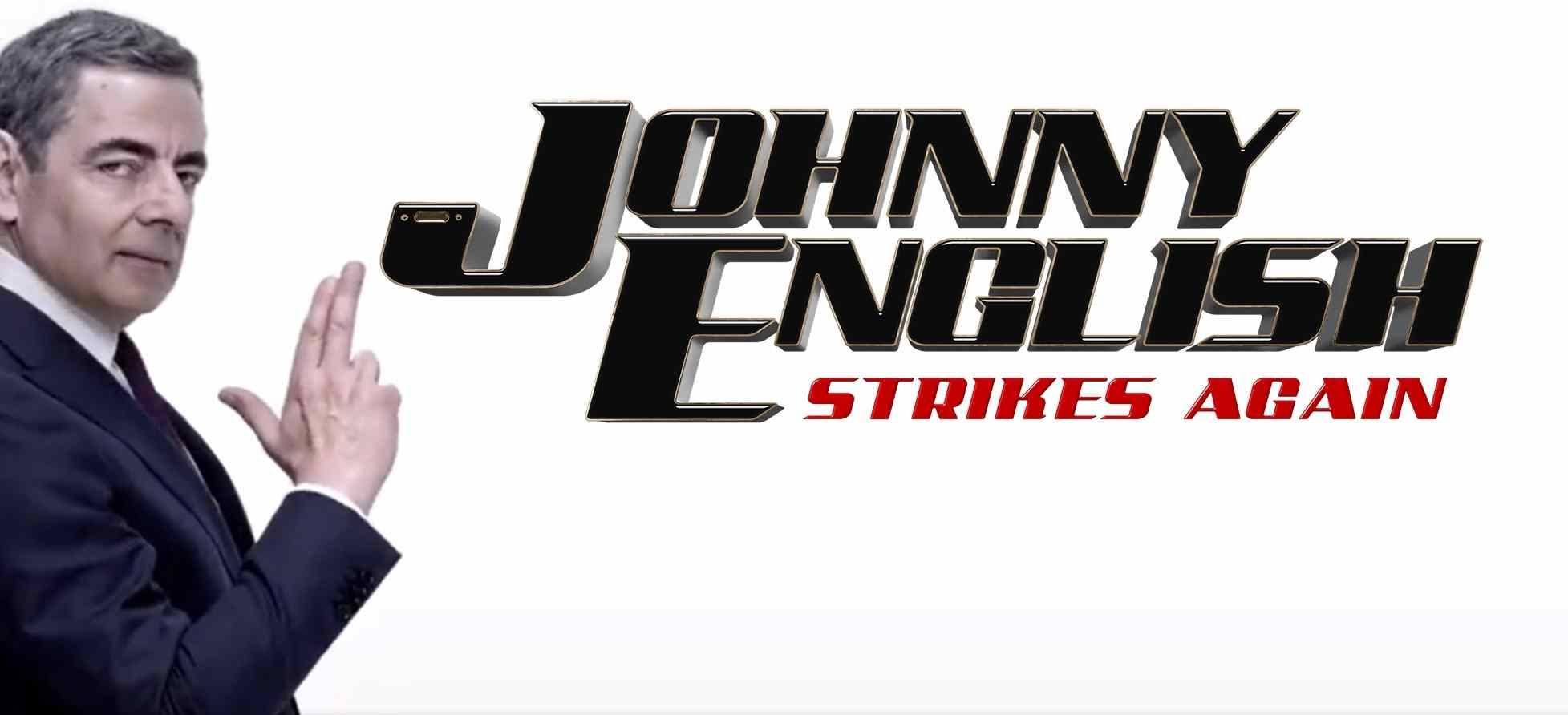 جانی اینگلیش 3