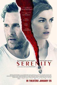 دانلود فیلم آرامش Serenity 2019