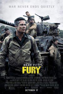 دانلود فیلم Fury 2014 با دوبله فارسی