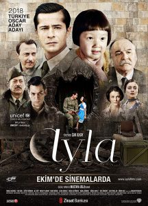 دانلود فیلم آیلا: دختر جنگ Ayla The Daughter of War 2017