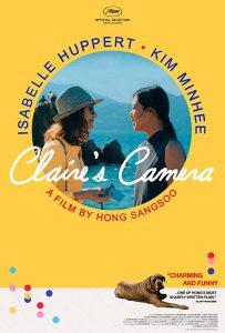 دانلود فیلم دوربین کلر Claires Camera 2017 با دوبله فارسی