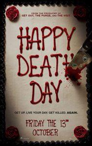 دانلود فیلم روز مرگت مبارک Happy Death Day 2017 با دوبله فارسی