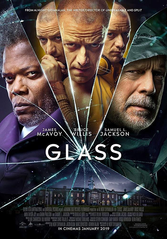 دانلود فیلم شیشه Glass 2019 با دوبله فارسی
