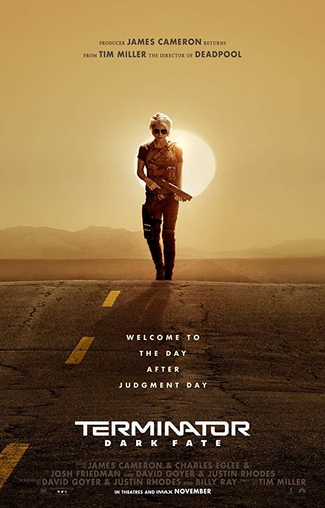 دانلود فیلم سینمایی ترمیناتور 2019 با دوبله فاریس