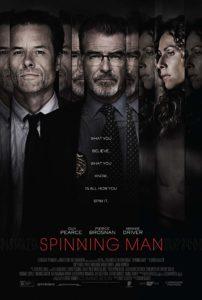 دانلود فیلم مرد چرخنده 2018 Spinning Man سانسور شده + دوبله فارسی