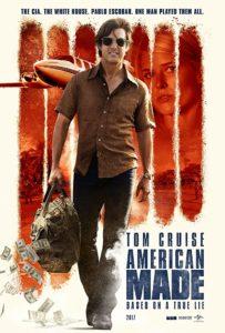 دانلود فیلم ساخت آمریکا 2017 American Made سانسور شده + دوبله فارسی