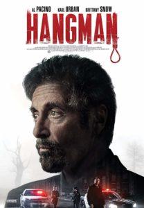 دانلود فیلم دارزن 2017 Hangman سانسور شده + دوبله فارسی
