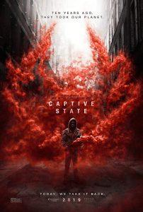 دانلود فیلم ایالت گرفتار Captive State 2019 سانسور شده + دوبله فارسی