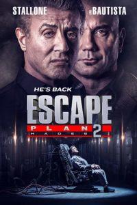 دانلود فیلم نقشه فرار 2 با دوبله فارسی Escape Plan 2: Hades 2018 BluRay