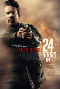 دانلود فیلم بیست و چهار ساعت برای زندگی 2018 24 Hours to Live 2017 سانسور شده + دوبله فارسی