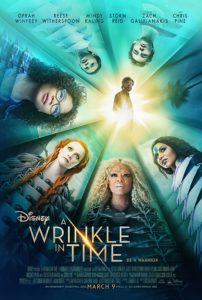 دانلود فیلم چینخوردگی در زمان 2018 A Wrinkle in Time سانسور شده + دوبله فارسی