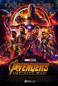 دانلود فیلم انتقامجویان: جنگ ابدیت 2018 Avengers Infinity War سانسور شده + دوبله فارسی