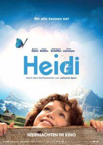 دانلود فیلم هایدی 2015 Heidi سانسور شده + دوبله فارسی