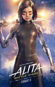 دانلود فیلم آلیتا: فرشته جنگ با لینک مستقیم