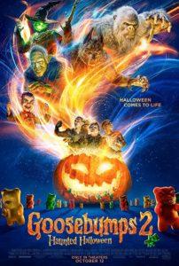 دانلود فیلم مورمور۲: هالووین جنزده Goosebumps 2: Haunted Halloween 2018 سانسور شده + دوبله فارسی