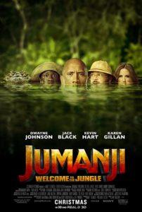 دانلود فیلم جومانجی 2017 Jumanji Welcome to the Jungle سانسور شده + دوبله فارسی
