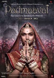 دانلود فیلم پادماواتی Padmaavat 2018 سانسور شده + دوبله فارسی