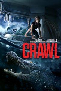 دانلود فیلم خزیدن 2017 Crawl سانسور شده + زیرنویس فارسی