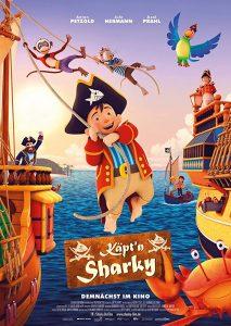 دانلود فیلم کاپیتان شارکی Capt'n Sharky 2018 سانسور شده + دوبله فارسی