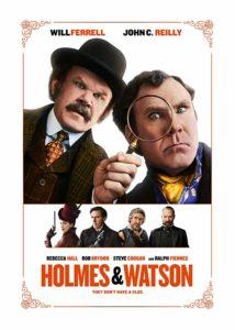 دانلود فیلم هولمز و واتسون Holmes And Watson 2018 سانسور شده + دوبله فارسی