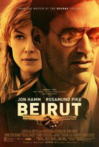 دانلود فیلم بیروت 2018 Beirut سانسور شده + دوبله فارسی
