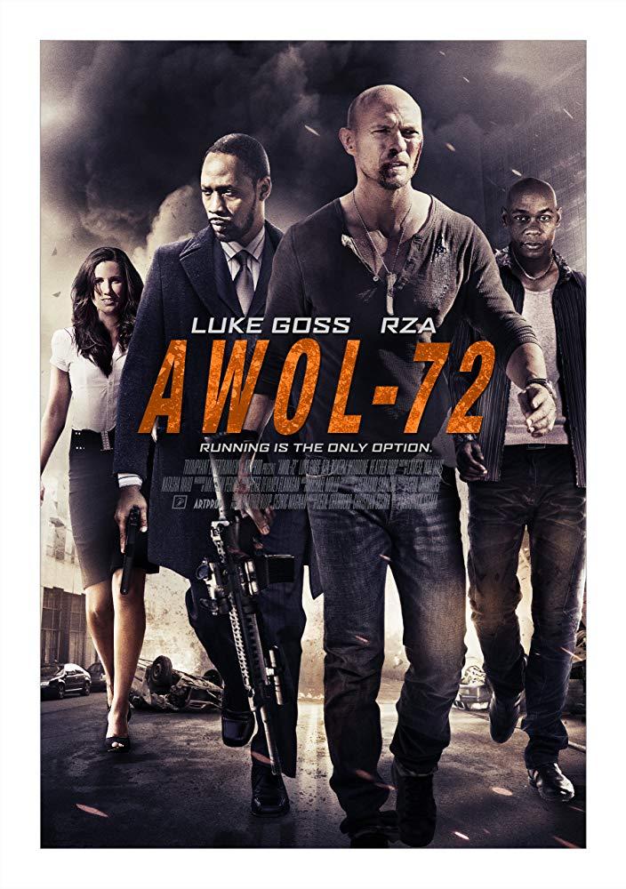 دانلود فیلم سرباز فراری AWOL-72 2015 سانسور شده + دوبله فارسی