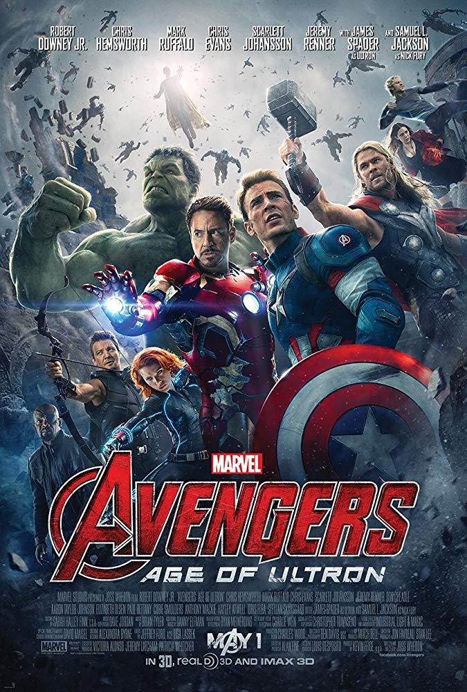 دانلود فیلم انتقامجویان عصر اولتران Avengers Age of Ultron 2015 سانسور شده + دوبله فارسی