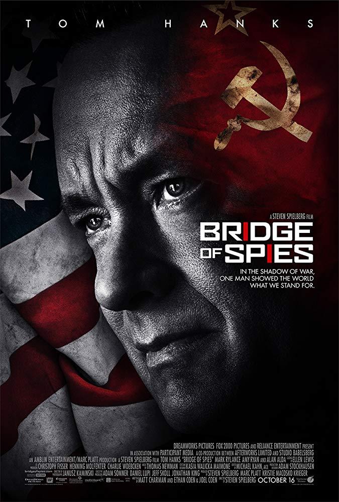 دانلود فیلم پل جاسوسها Bridge of Spies 2015 سانسور شده + دوبله فارسی