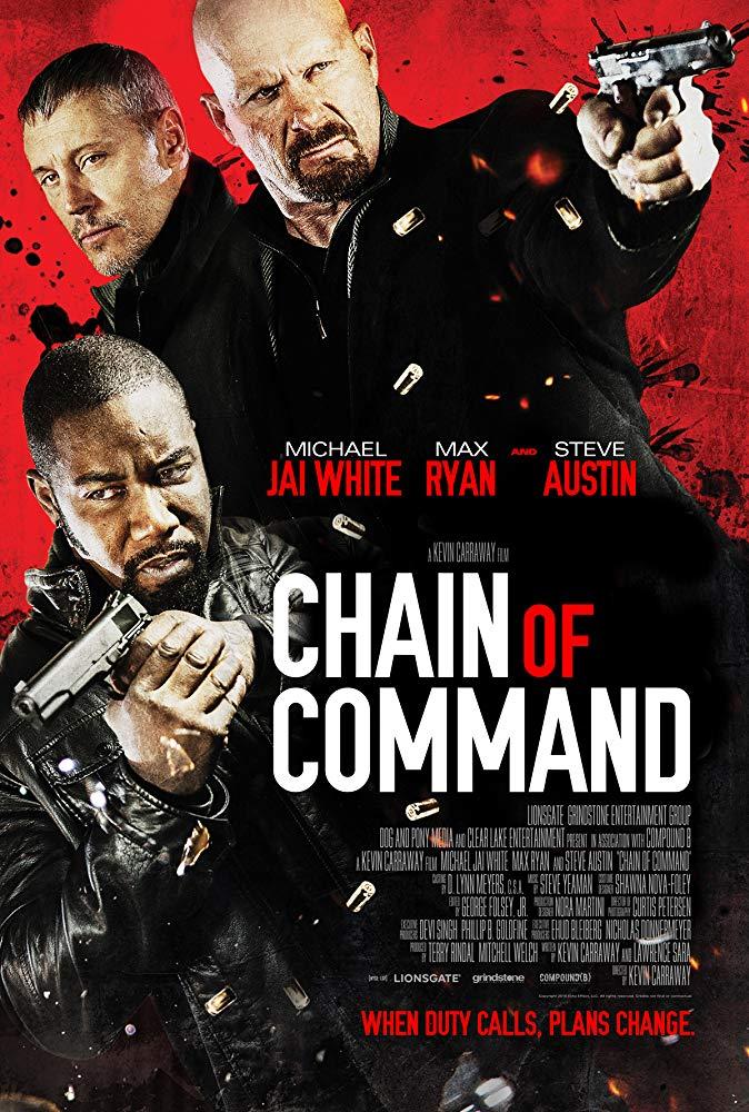 دانلود فیلم زنجیره فرمان ها 2015 Chain of Command سانسور شده + دوبله فارسی