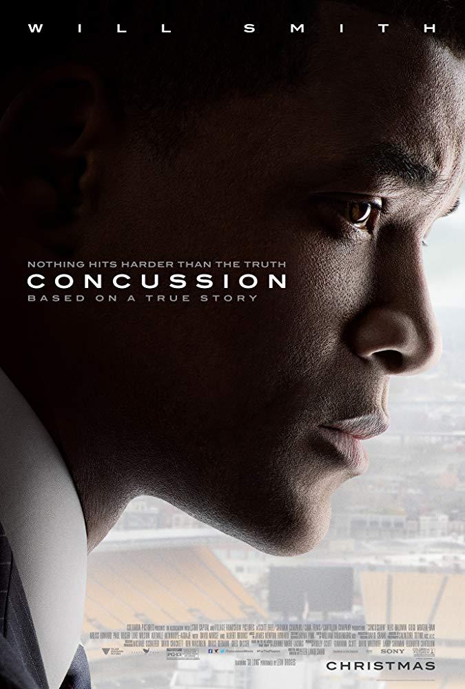 دانلود فیلم ضربه مغزی Concussion 2015 سانسور شده + دوبله فارسی