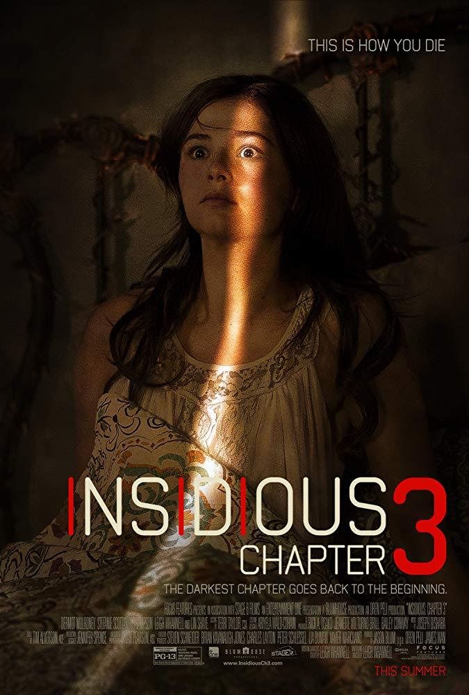 دانلود فیلم توطئهآمیز قسمت ۳ Insidious Chapter 3 2015 سانسور شده + دوبله فارسی