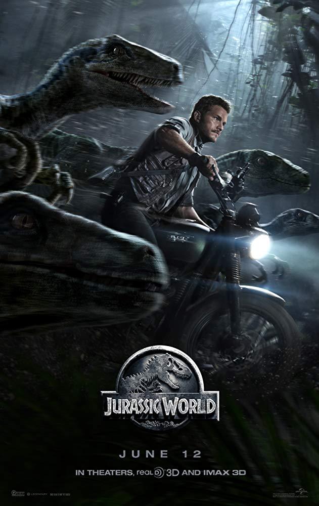 دانلود فیلم دنیای ژوراسیک Jurassic World 2015 سانسور شده + دوبله فارسی