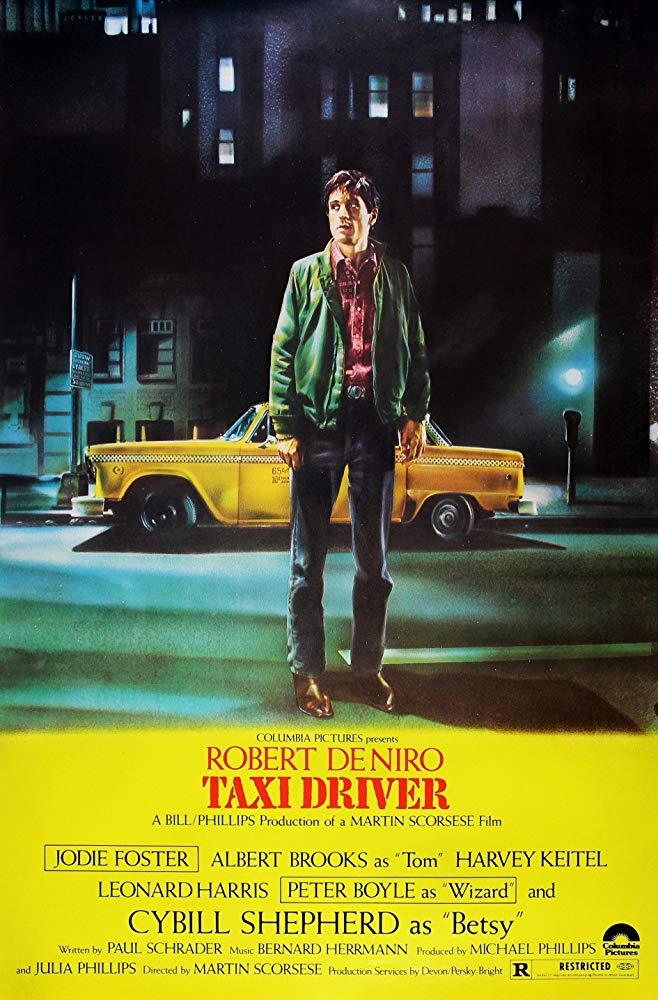 دانلود فیلم تاکسی درایور - راننده تاکسی با دوبله فارسی