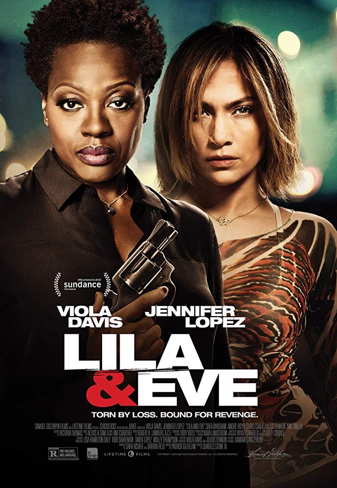 دانلود فیلم لیلا و ایو 2015 Lila & Eve سانسور شده + دوبله فارسی