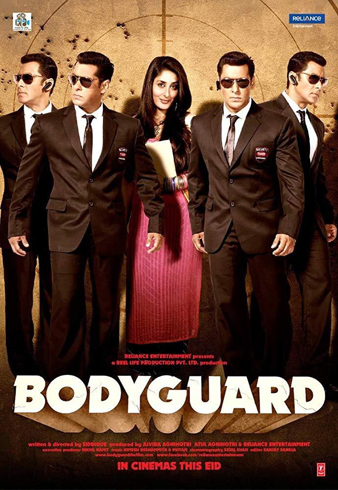 دانلود فیلم هندی بادیگارد با بازی سلمان خان