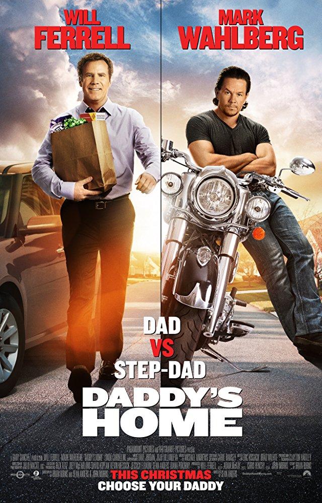 دانلود فیلم خونه بابا 2013 Daddys Home سانسور شده + دوبله فارسی