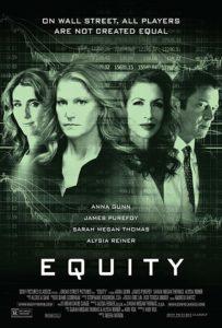 دانلود فیلم برابری 2016 Equity سانسور شده + دوبله فارسی