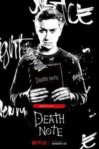 دانلود فیلم دفتر مرگ 2017 Death Note سانسور شده + دوبله فارسی