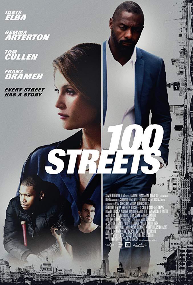 دانلود فیلم 100 خیابان 2016 100 Streets سانسور شده + دوبله فارسی