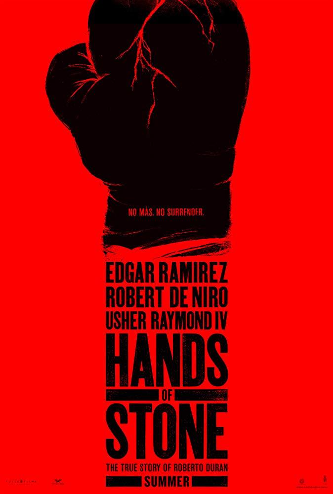 دانلود فیلم دستهای سنگی 2016 Hands of Stone سانسور شده + دوبله فارسی