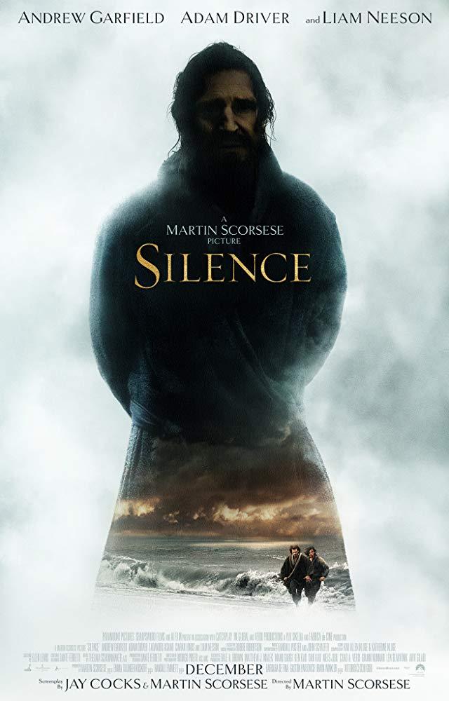دانلود فیلم سکوت 2016 Silence سانسور شده + دوبله فارسی
