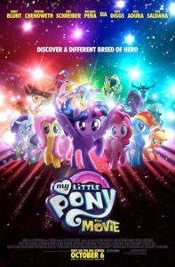 دانلود رایگان فیلم My Little Pony The Movie 2017