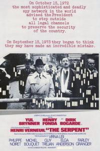 دانلود فیلم افعی 1973 The Serpent سانسور شده + دوبله فارسی