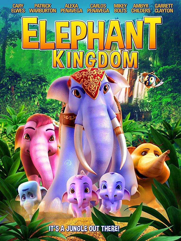 دانلود فیلم قلمرو فیل ها 2016 Elephant Kingdom سانسور شده + دوبله فارسی