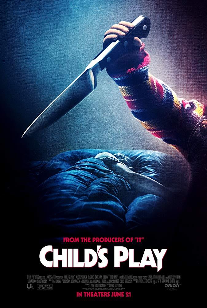 دانلود فیلم بازی بچگانه 2019 Childs Play سانسور شده + دوبله فارسی