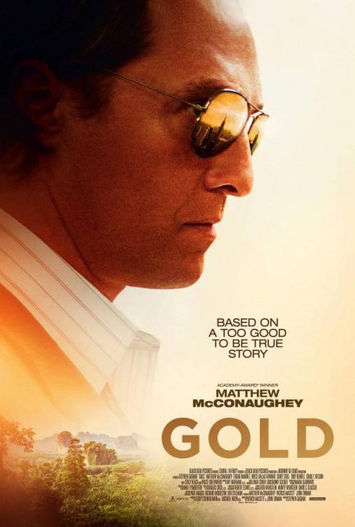 دانلود فیلم طلا 2016 Gold سانسور شده + دوبله فارسی