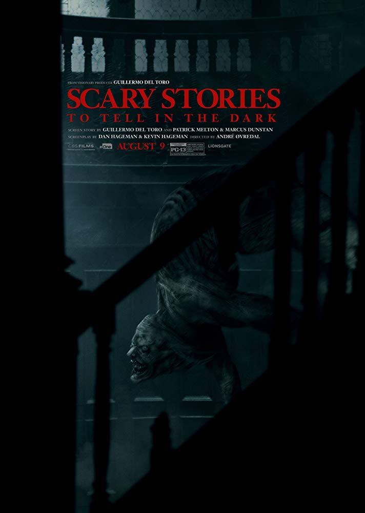 دانلود فیلم داستانهای ترسناک برای گفتن در تاریکی 2019 Scary Stories to Tell in the Dark سانسور شده + زیرنویس فارسی