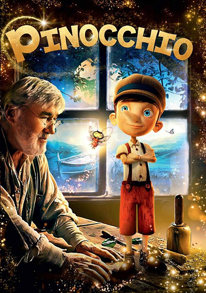 دانلود فیلم پینوکیو 2015 Pinocchio سانسور شده + دوبله فارسی