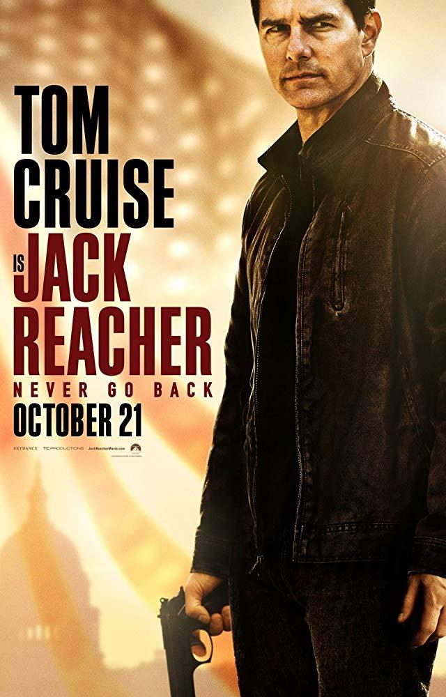 دانلود فیلم جک ریچر 2 2016 Jack Reacher Never Go Back سانسور شده + زیرنویس فارسی
